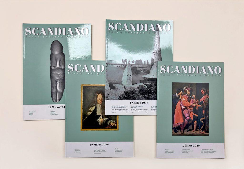 "Magazine ""Scandiano"""